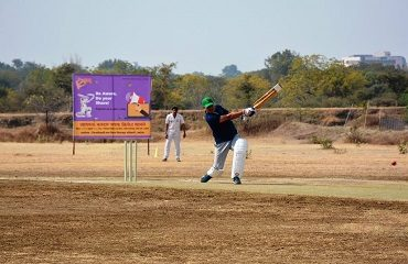 District collector Batting.