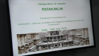 launching of Website