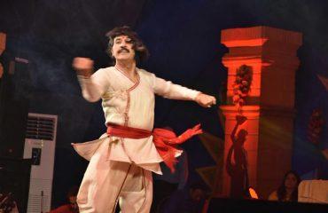Katthak by Pandit Rajendra Gangani