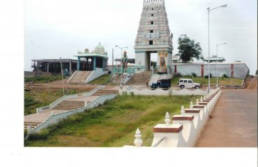 Venkateswara Swamy Temple At Gundlakamma Project.