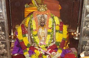 Tripuranthakam Godess .