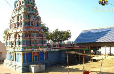 tripuranthakam temple view..