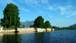 Nigeen Lake Srinagar