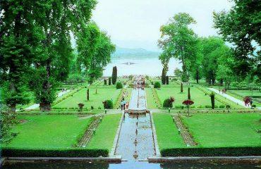Shalimar Garden Srinagar