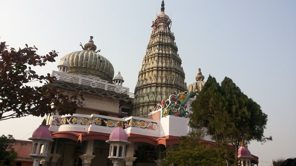 Naulakha Temple View