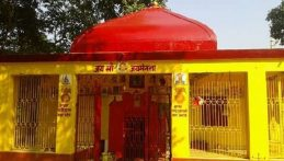 Jaimangla Garh Main Temple Gate
