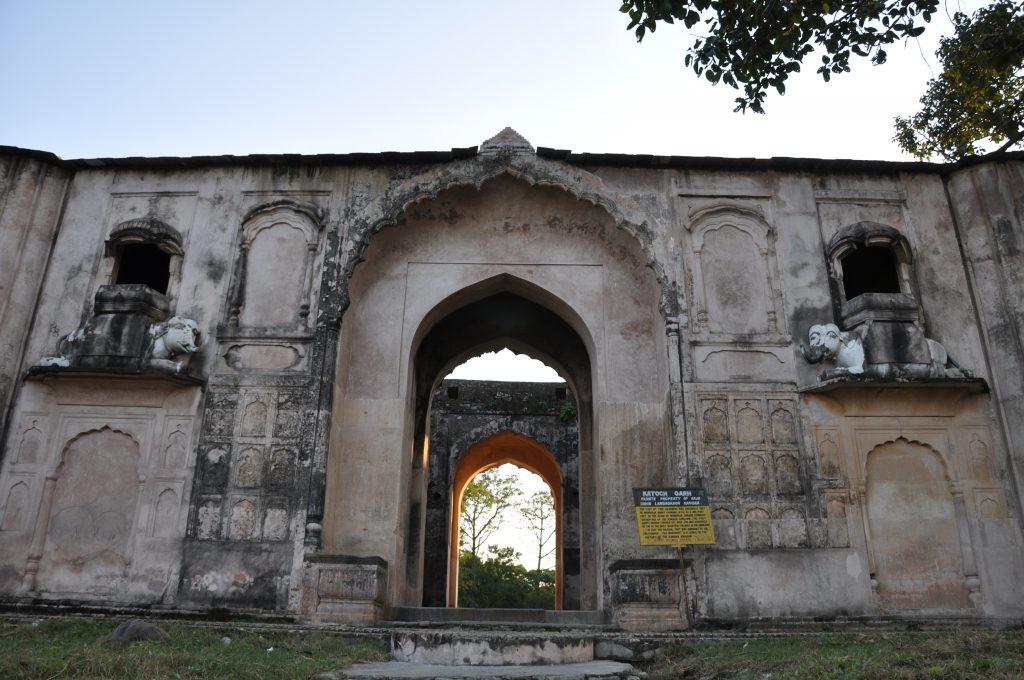 कटोचगढ़-का-किला