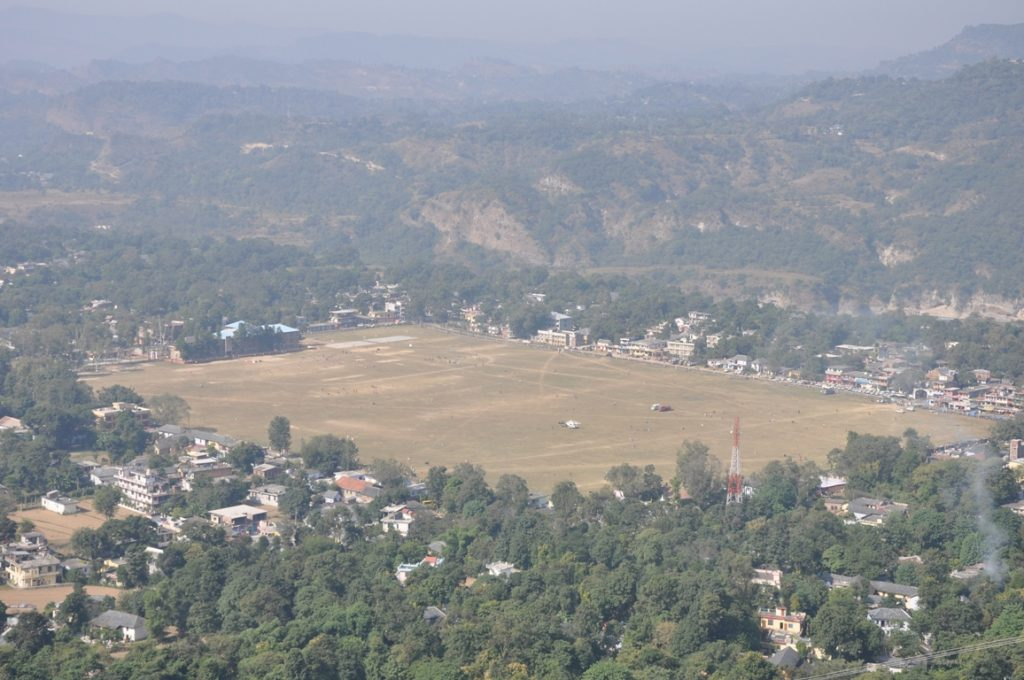 Sujanpur-Ground