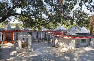 Jhaniari-Devi-Temple