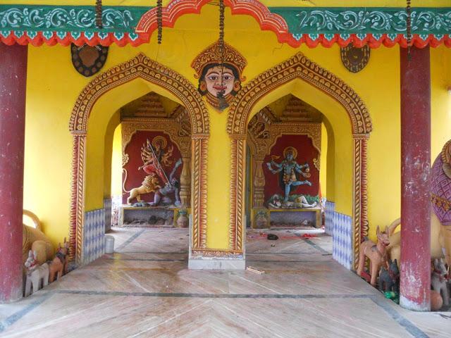 Lovi Thakurani, Garh Santry