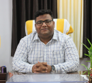 Siddharth Shankar Swain, IAS