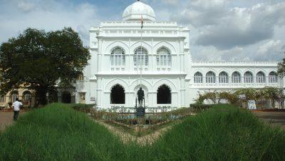 Gandhi Museum View