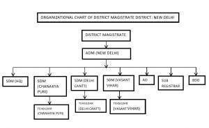 Modified ORG chart