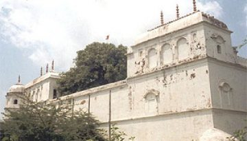 Devi Kali back Temple View
