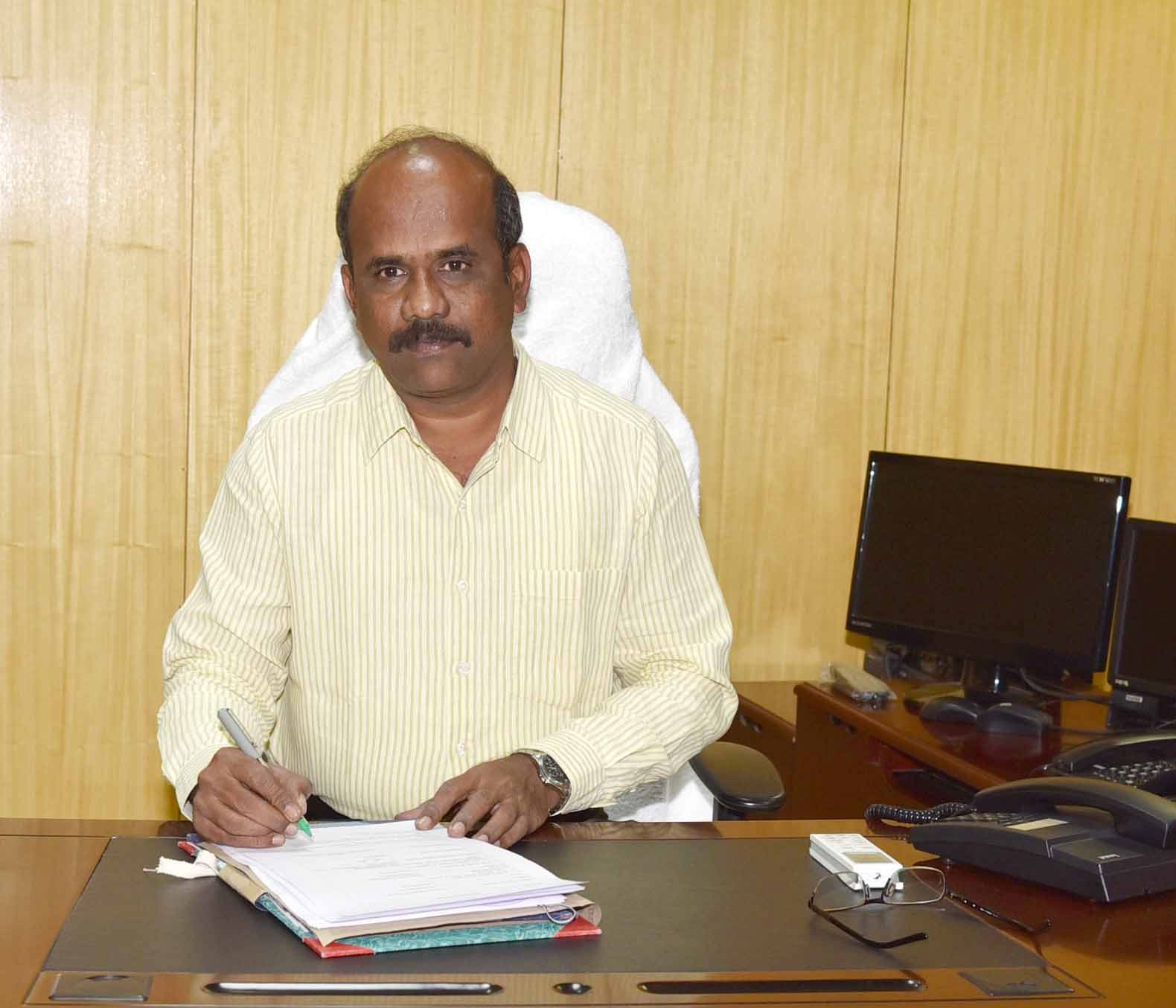 District Collector Trichy