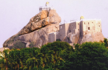 RockFort Temple South View