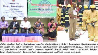 International -Disaster Reduction Day