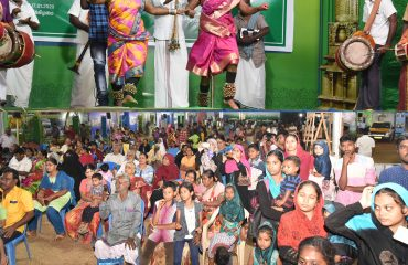 Cultural Programme at Govt Exhibition on 17-01-2020