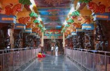 Temple Inner View