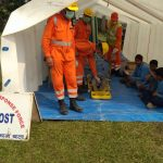 Erthquake Mock Drill Exercise