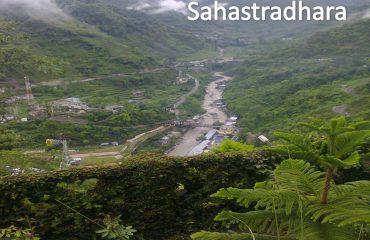 Sahastradhara.