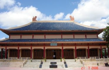 Huan- Tsang Memorial in Nalanda