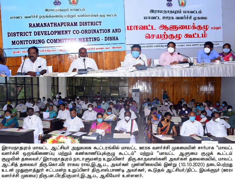 DISTRICT DEVELOPMENT-MONITORING COMMITTEE MEETING_10/10/2020