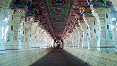Ramanathaswamy Temple 3rd Corridor
