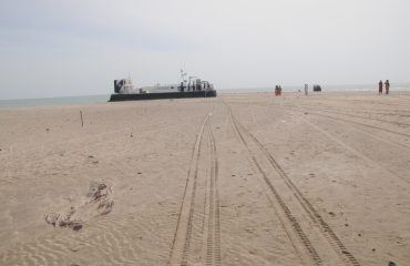 Hovercraft - Dhanushkodi