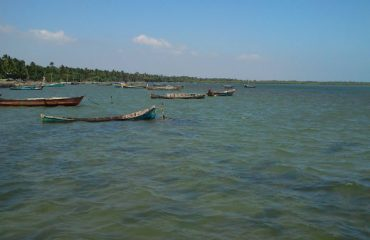 Devipattinam-Fishing boats
