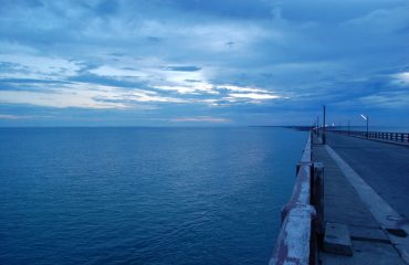 Pamban - bridge