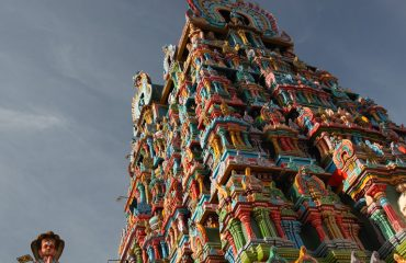 Thiruppullani - Temple Tower