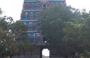 Thiru Uthirakosamangai Temple Tower