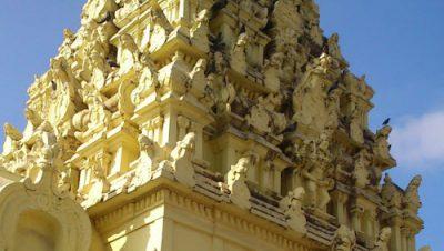 திரு உத்திரகோசமங்கை கோவில் உள்ளே