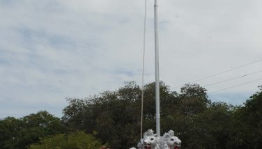 73rd INDEPENDENCE DAY_FLAG HOSTING
