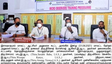 01_ELECTION MICRO OBSERVERS_TRAINING_NEWS_01/04/2021