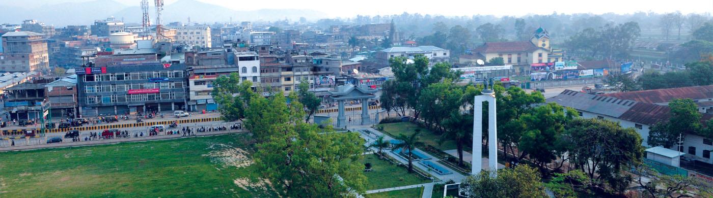 BT Park, Imphal