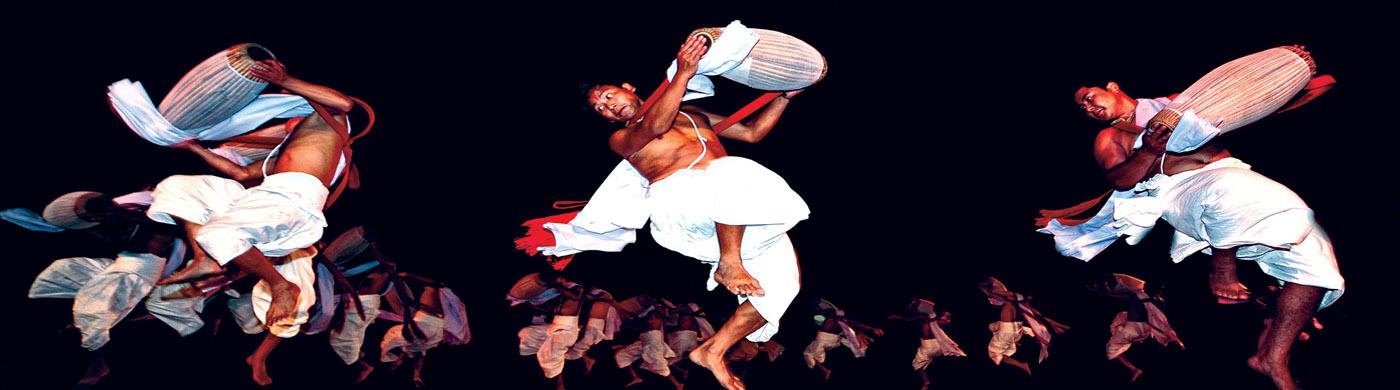 Pung Cholom, Manipuri Dance