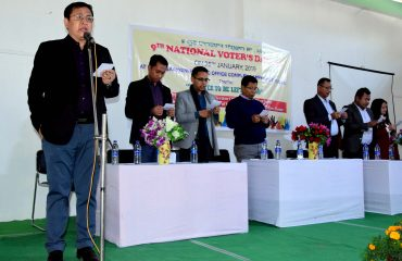 9th National Voter's Day, 2019 at DC Office
