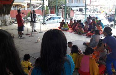 Street play by Nokphad