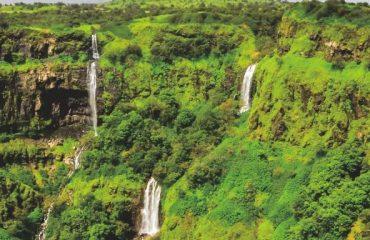 Waterfalls Amboli Hill Station