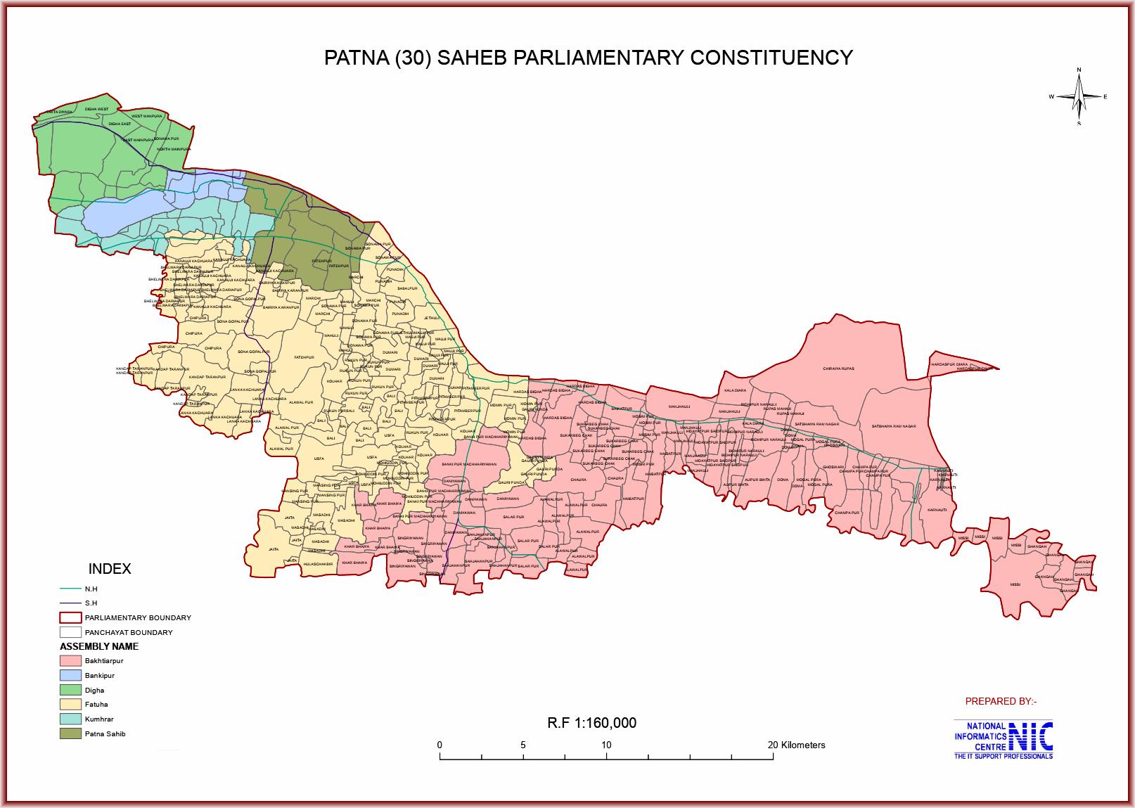 30-Patna Sahib PC