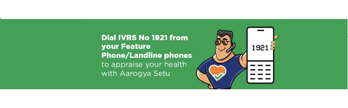 Government of India Telephonic survey on mobile phones across the country regarding Covid