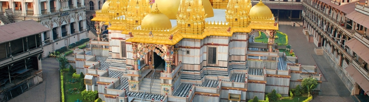 Tirthajashree Swaminarayan Temple,Vadtal