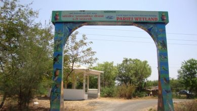 Pariej Entry Gate