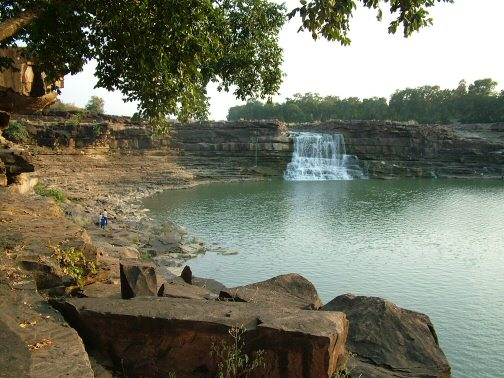 Rahatgarh Water Fall