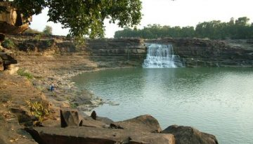 Rahatgarh Water Fall