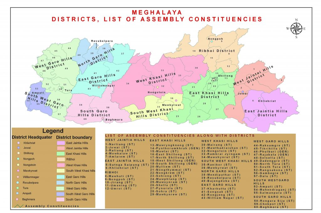 Ri Bhoi District | Government of Meghalaya | District