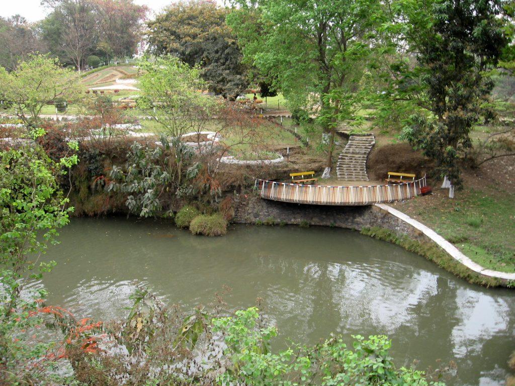Nehru Park,Ri Bhoi