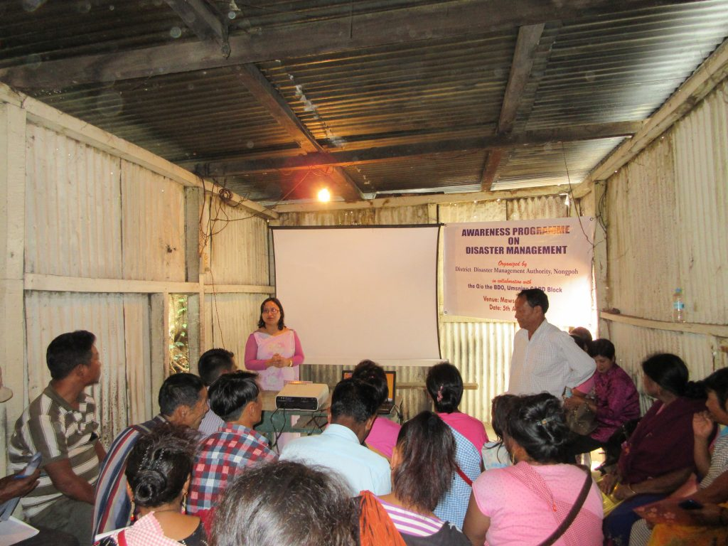 Awareness Programme on DM, DDMA